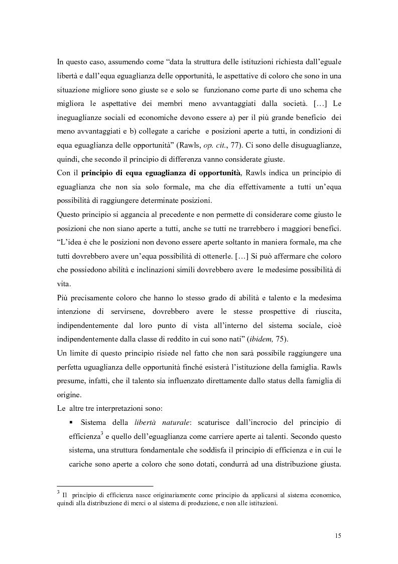 Anteprima della tesi: Pratiche per l'equità nella scuola dell'autonomia: due casi di studio., Pagina 12