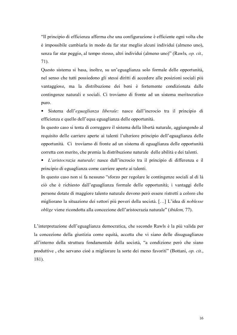 Anteprima della tesi: Pratiche per l'equità nella scuola dell'autonomia: due casi di studio., Pagina 13