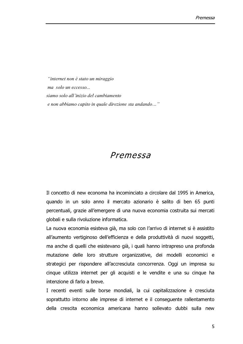 Anteprima della tesi: Economia dell'Informazione e Modelli di Business. Il caso MrPrice., Pagina 1