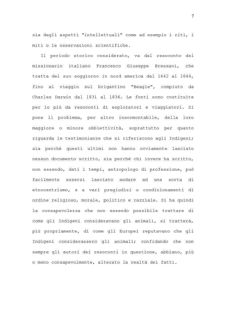 Anteprima della tesi: Il mondo animale nella visione di viaggiatori europei moderni (1642-1836), Pagina 2
