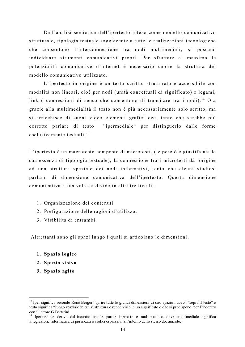 Anteprima della tesi: Aumentare il capitale relazionale dell'impresa attraverso le nuove tecnologie dell'information and comunication tecnologi ICT, Pagina 10