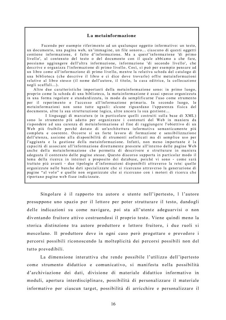 Anteprima della tesi: Aumentare il capitale relazionale dell'impresa attraverso le nuove tecnologie dell'information and comunication tecnologi ICT, Pagina 13