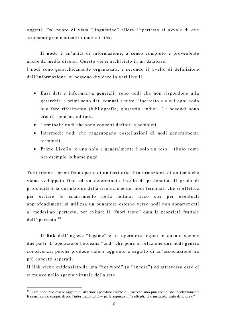 Anteprima della tesi: Aumentare il capitale relazionale dell'impresa attraverso le nuove tecnologie dell'information and comunication tecnologi ICT, Pagina 15