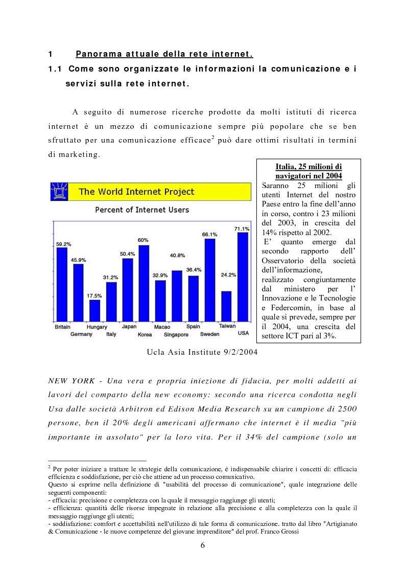 Anteprima della tesi: Aumentare il capitale relazionale dell'impresa attraverso le nuove tecnologie dell'information and comunication tecnologi ICT, Pagina 3