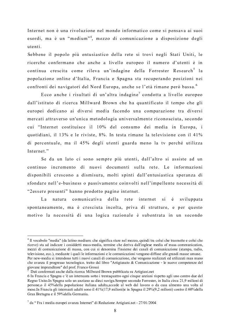 Anteprima della tesi: Aumentare il capitale relazionale dell'impresa attraverso le nuove tecnologie dell'information and comunication tecnologi ICT, Pagina 5