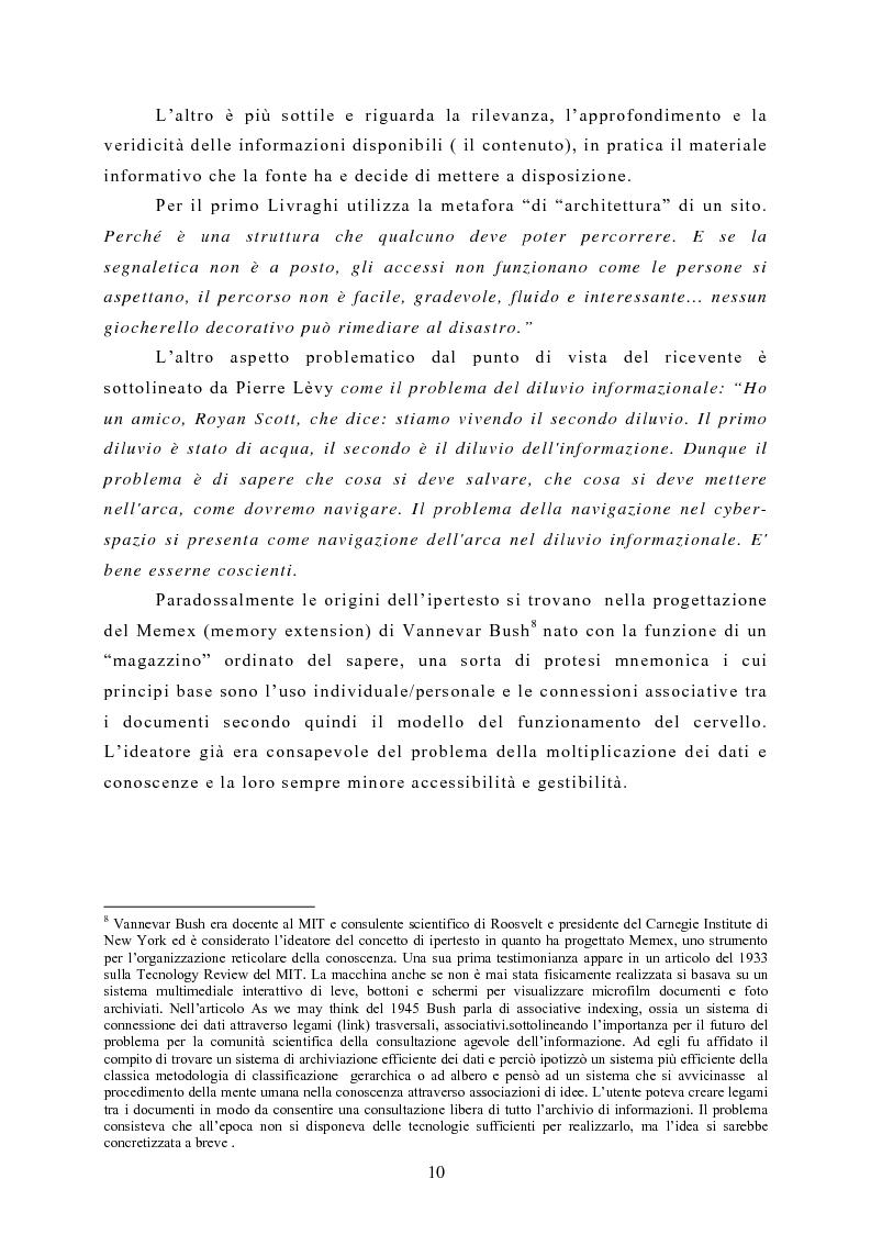 Anteprima della tesi: Aumentare il capitale relazionale dell'impresa attraverso le nuove tecnologie dell'information and comunication tecnologi ICT, Pagina 7