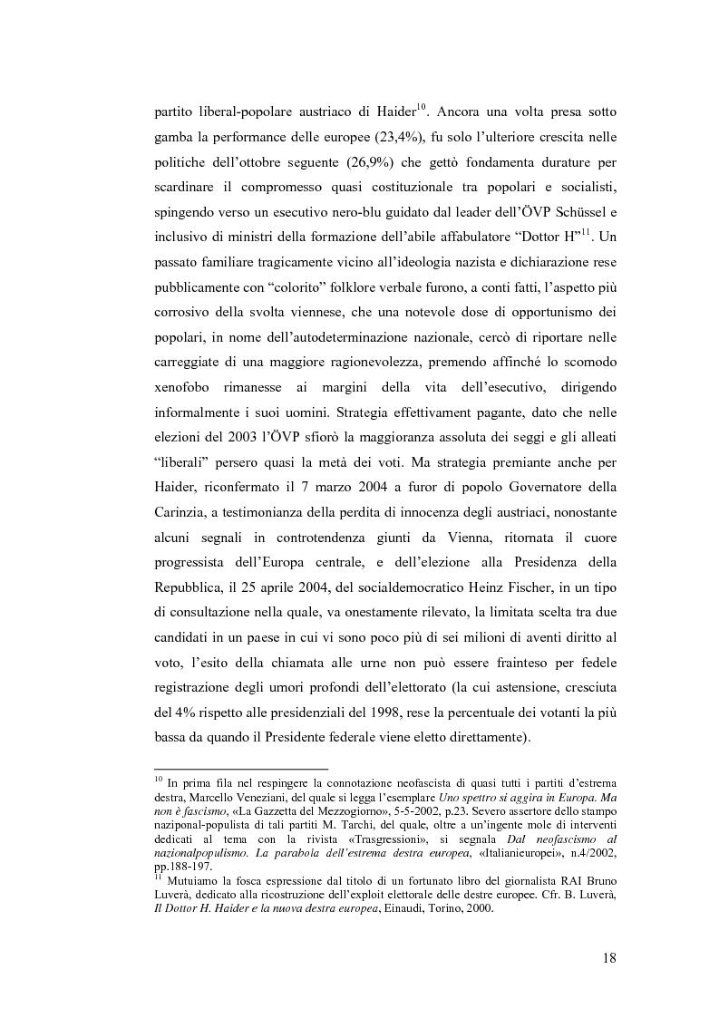 Anteprima della tesi: Le sfide dell'Unione Europea, Pagina 13
