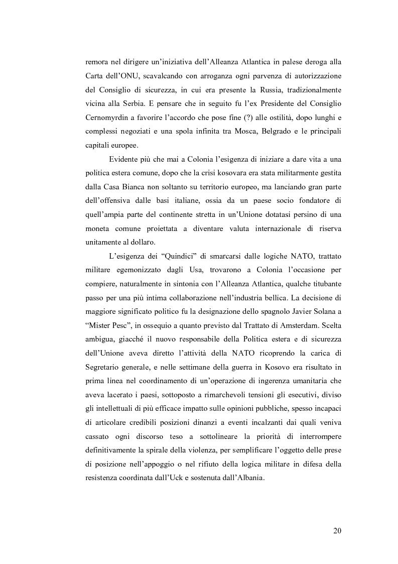 Anteprima della tesi: Le sfide dell'Unione Europea, Pagina 15