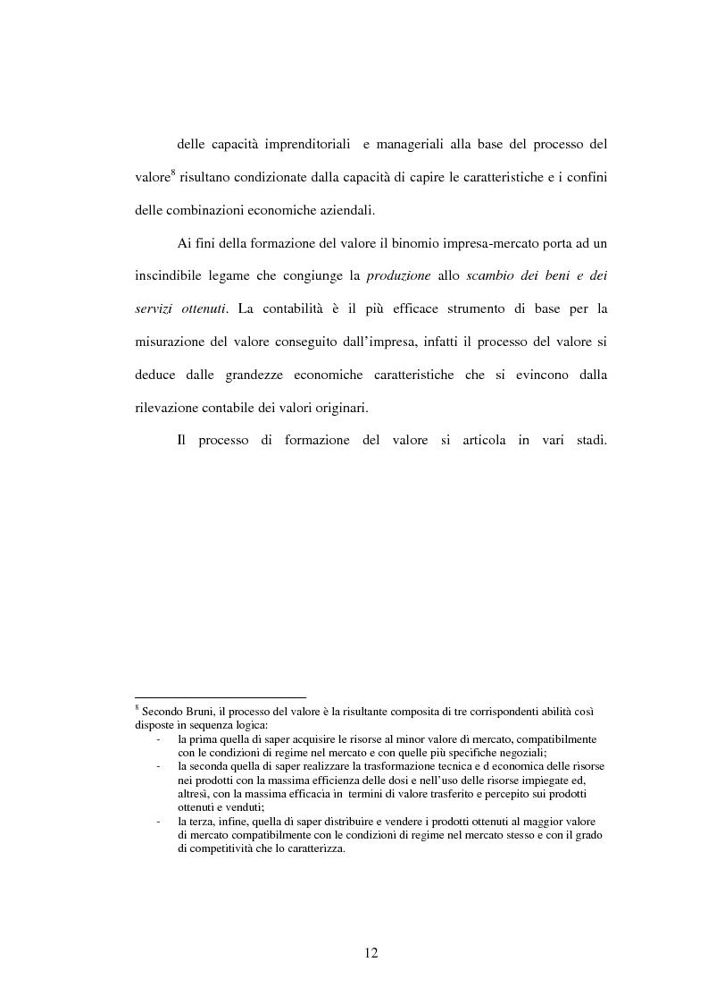 Anteprima della tesi: La strategia del valore delle aziende alberghiere: il caso Hilton Sorrento Palace, Pagina 9
