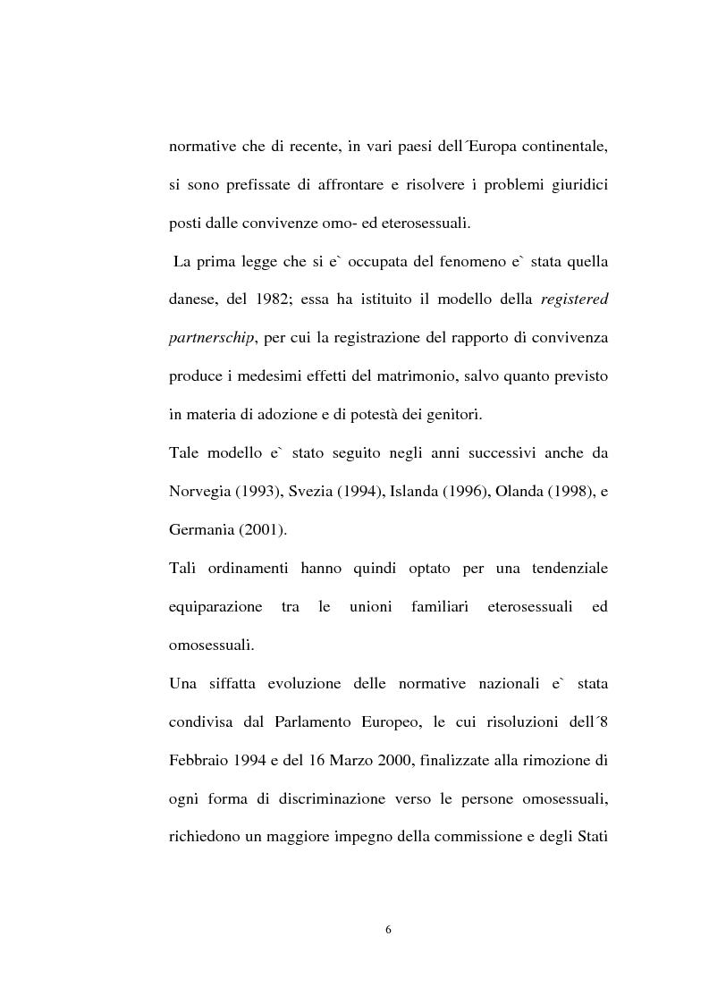 Anteprima della tesi: I contratti regolatori della convivenza, Pagina 8