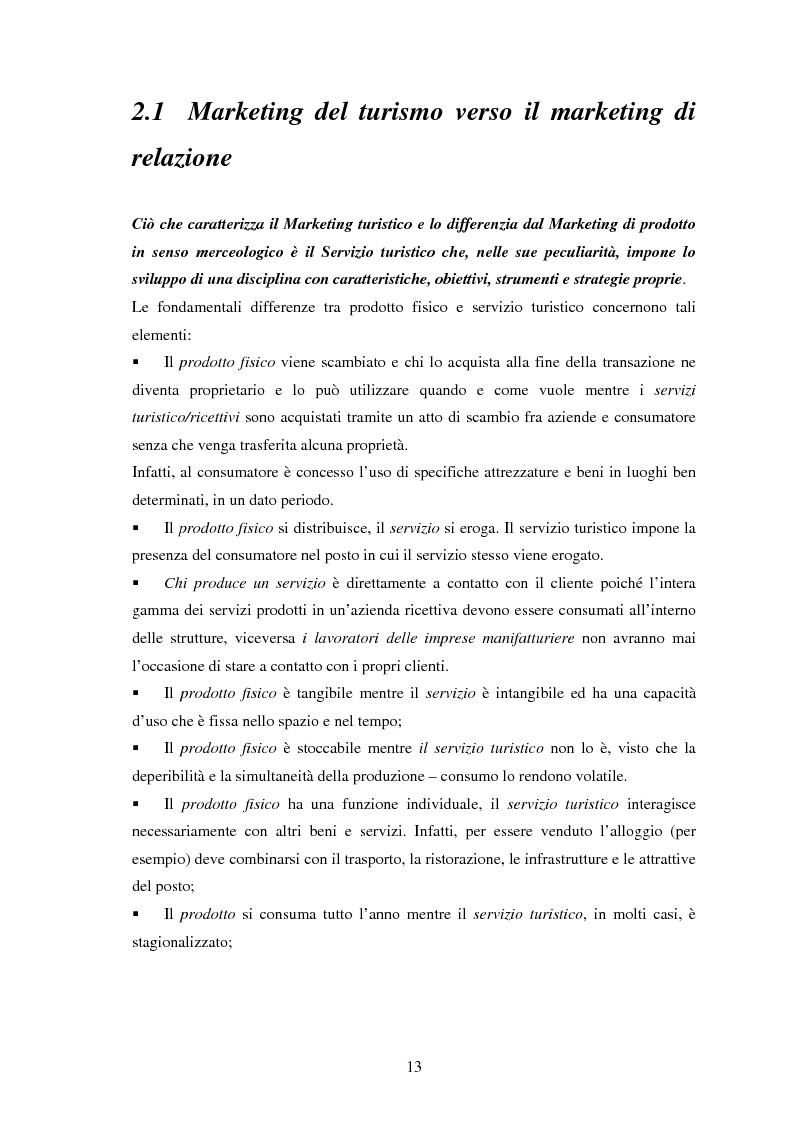 Anteprima della tesi: L'impatto delle nuove tecnologie e del web nell'impresa alberghiera, Pagina 13