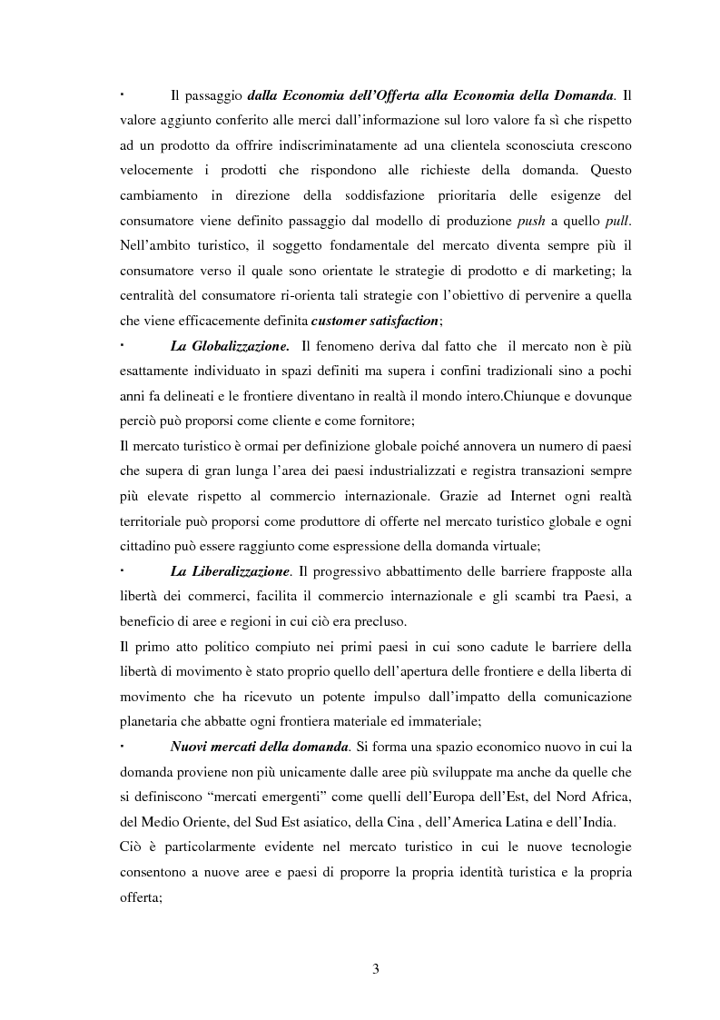 Anteprima della tesi: L'impatto delle nuove tecnologie e del web nell'impresa alberghiera, Pagina 3