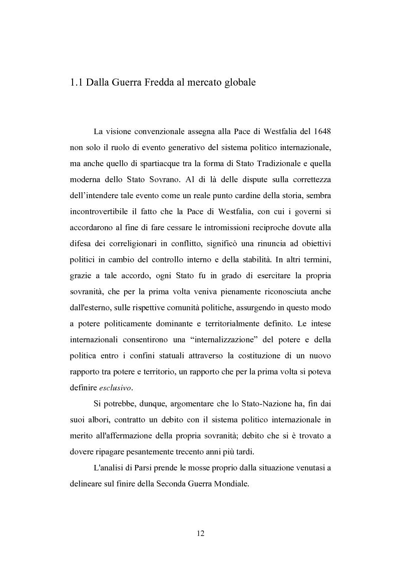 Anteprima della tesi: Globalizzazione e teorie della giustizia, Pagina 12