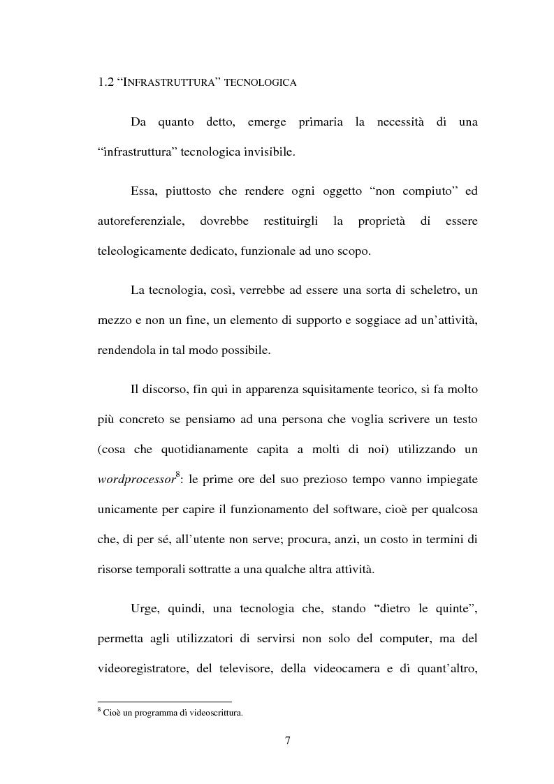 Anteprima della tesi: Proposta di una nuova metodologia per la valutazione dell'usabilità dei siti web, Pagina 7