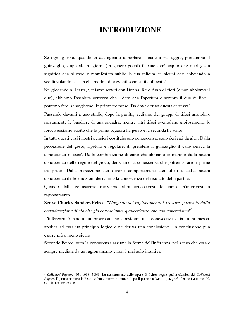 Anteprima della tesi: Traduzione e Abduzione, Pagina 1