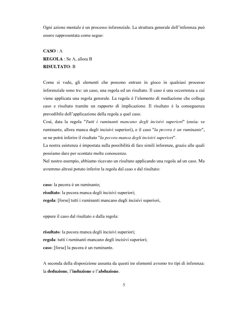 Anteprima della tesi: Traduzione e Abduzione, Pagina 2