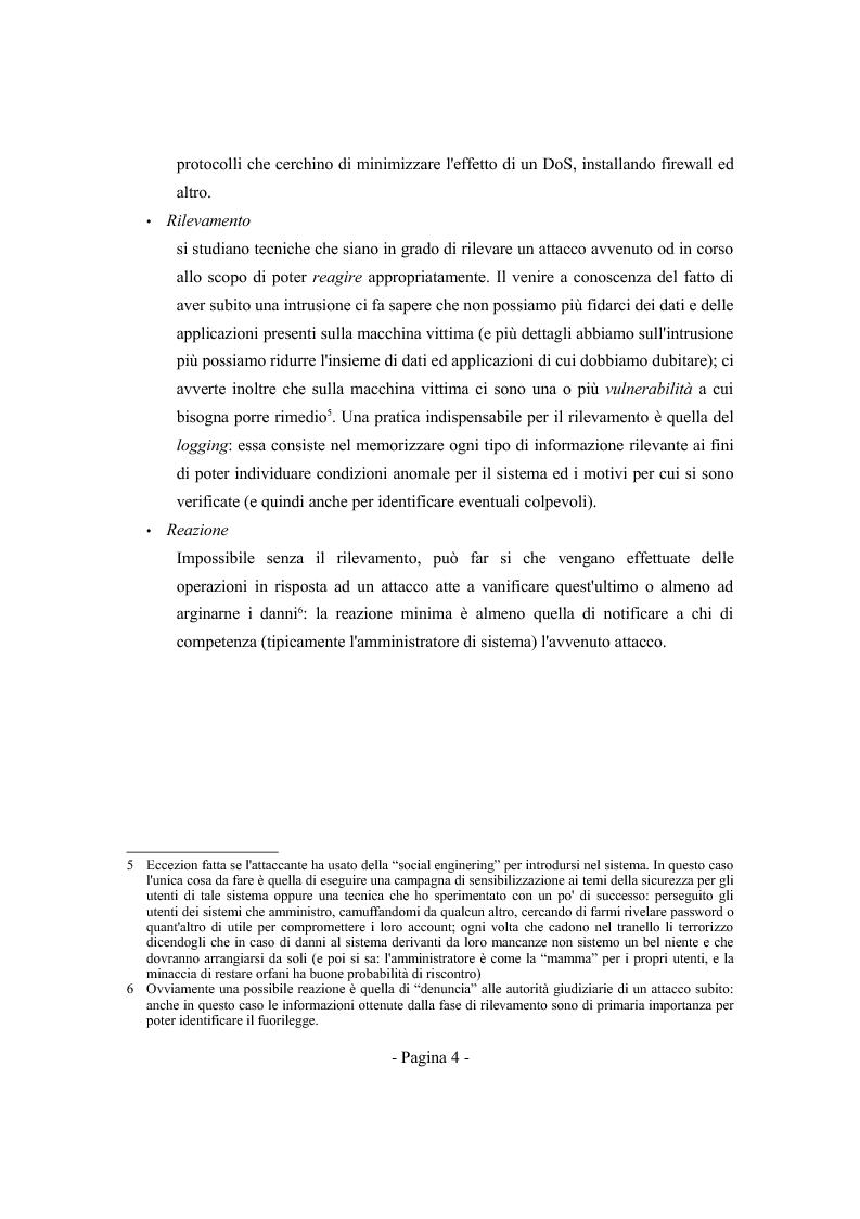 Anteprima della tesi: Progetto ed implementazione di un sistema automatico per la verifica di integrità ed autenticità dei file eseguibili ELF, Pagina 2