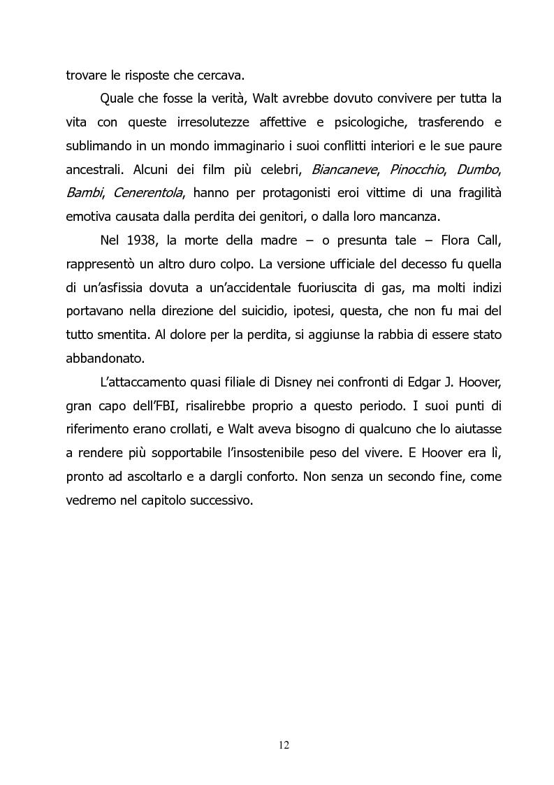 Anteprima della tesi: L'ideologia di Walt Disney, Pagina 10