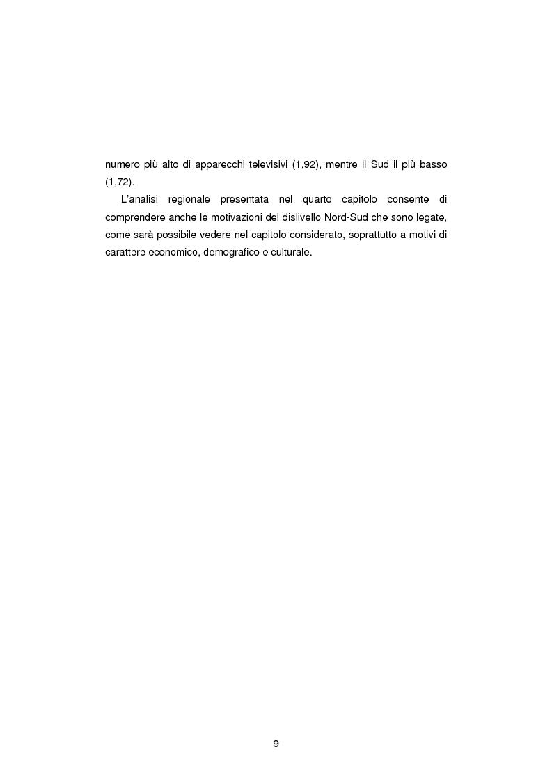 Anteprima della tesi: Gli Indicatori dell'Information and Communication Technology, Pagina 7