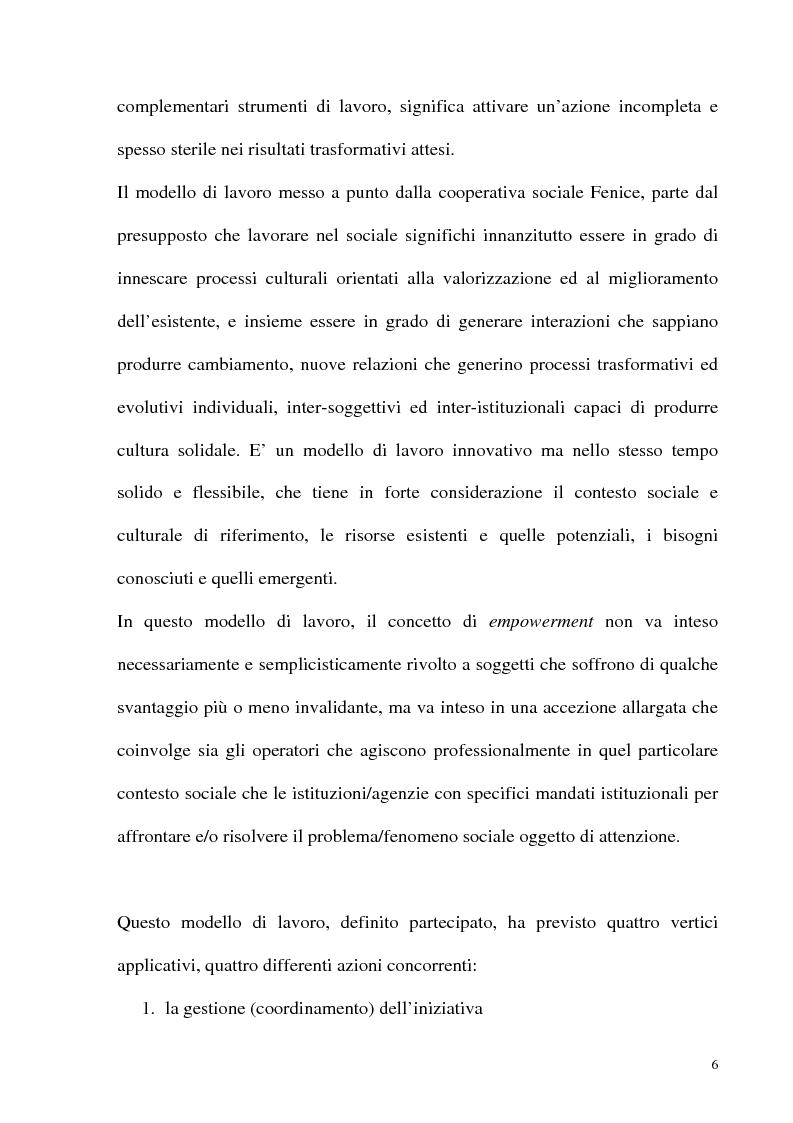 Anteprima della tesi: Il fenomeno delle assunzioni di nuove droghe nei giovani trapanesi. Stili comportamentali tra normalità e disagio, Pagina 4
