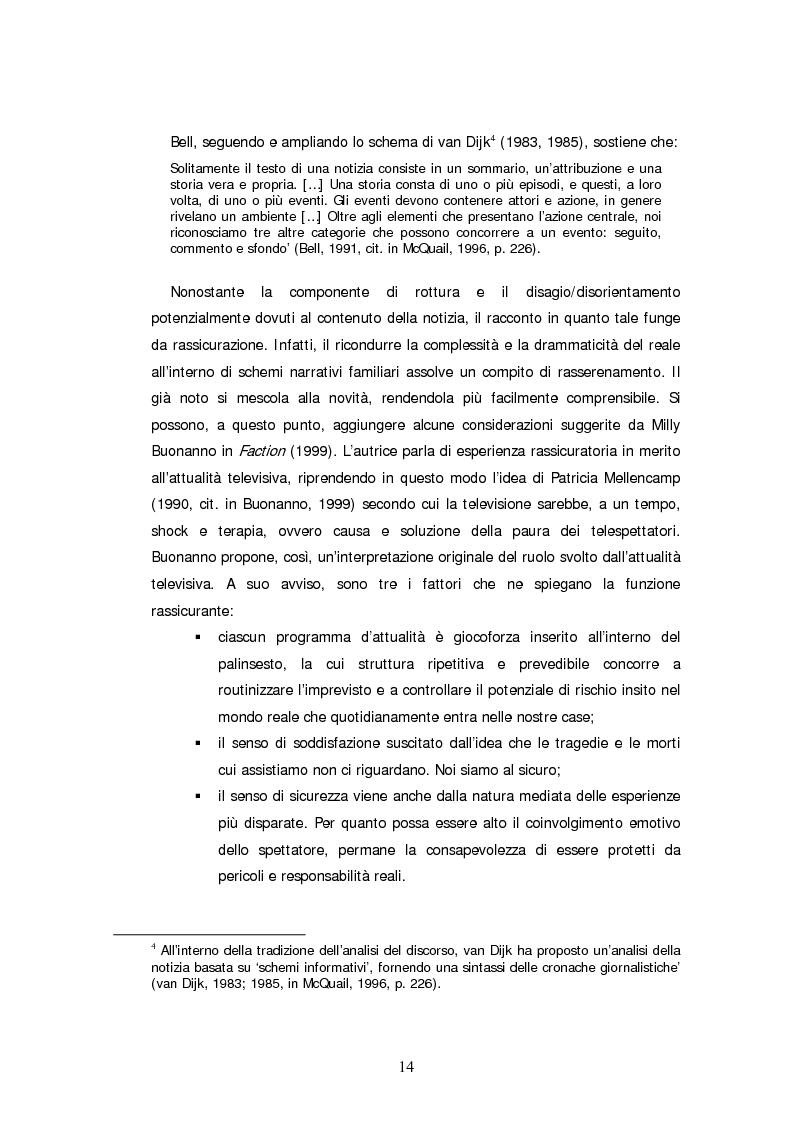 Anteprima della tesi: Descrizone della copertura informativa del dopoguerra in Iraq. Il caso del Corriere della Sera, Pagina 14