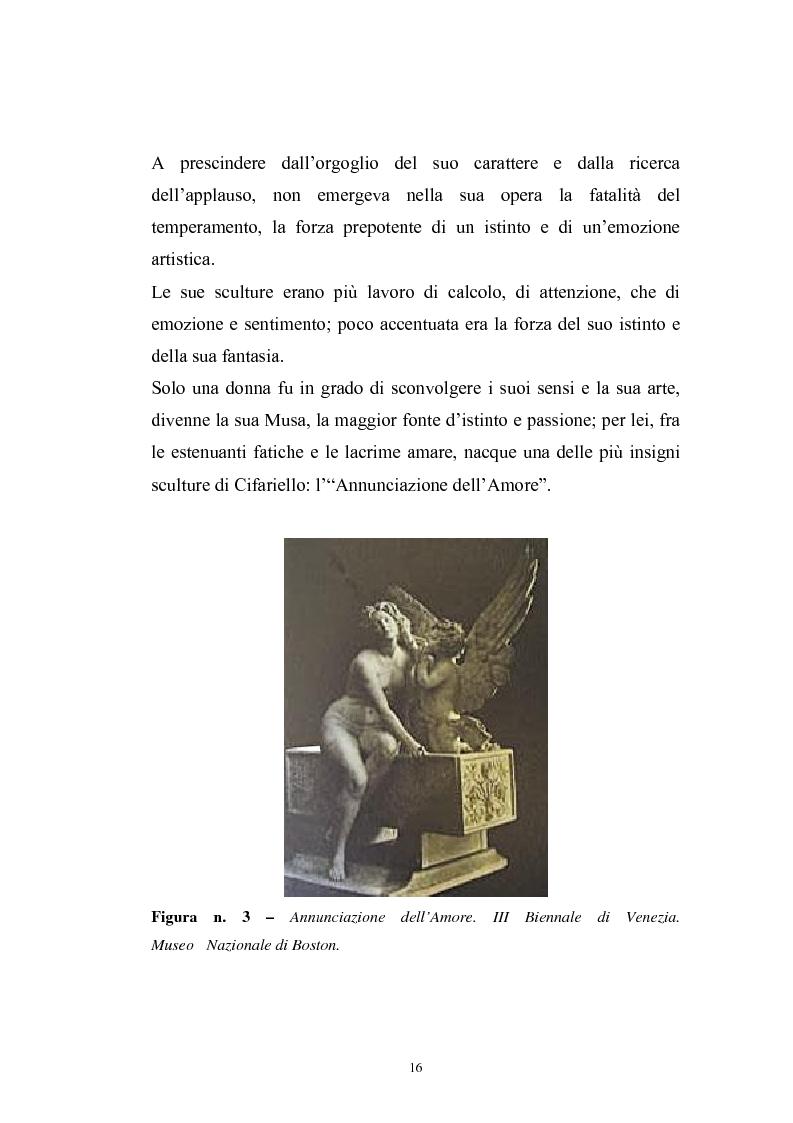 Anteprima della tesi: Filippo Cifariello : storia di un assassino, Pagina 13