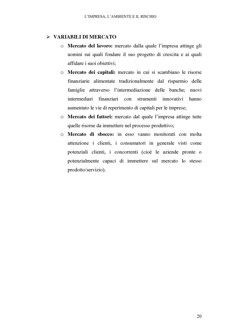 Anteprima della tesi: Crisi di impresa e vie di superamento, Pagina 14