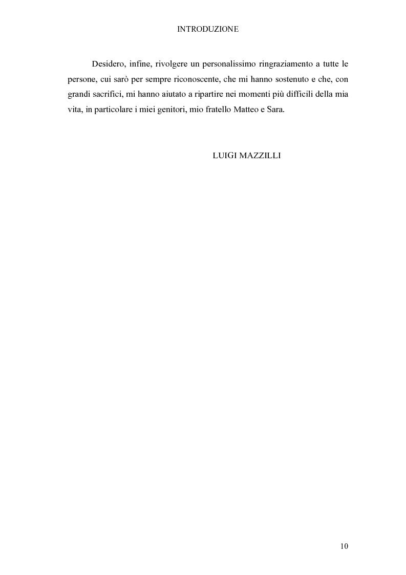 Anteprima della tesi: Crisi di impresa e vie di superamento, Pagina 4