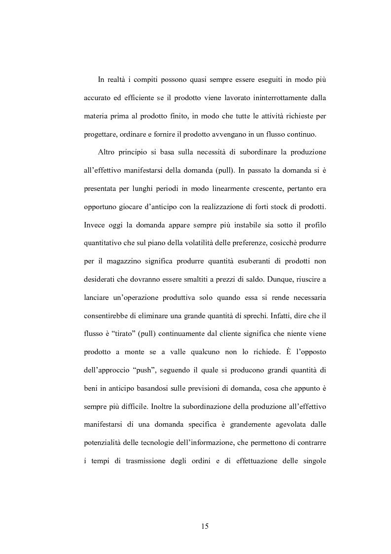 Anteprima della tesi: La distribuzione dei prodotti biologici: i canali innovativi, Pagina 12