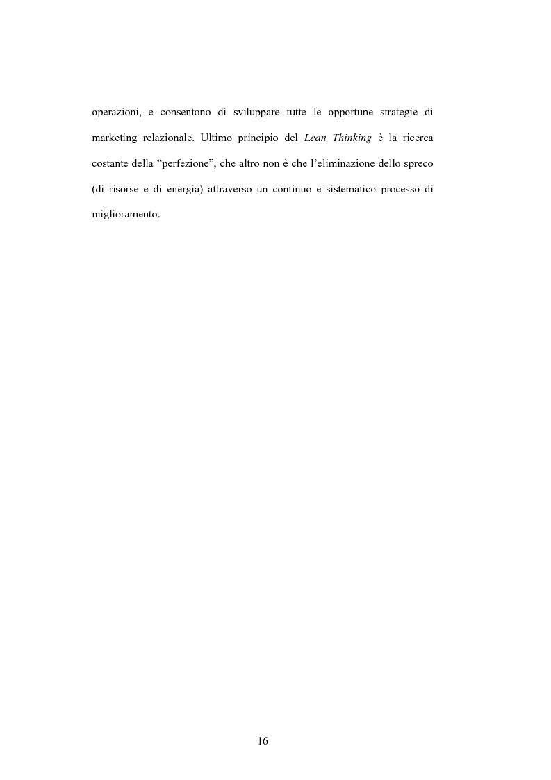 Anteprima della tesi: La distribuzione dei prodotti biologici: i canali innovativi, Pagina 13