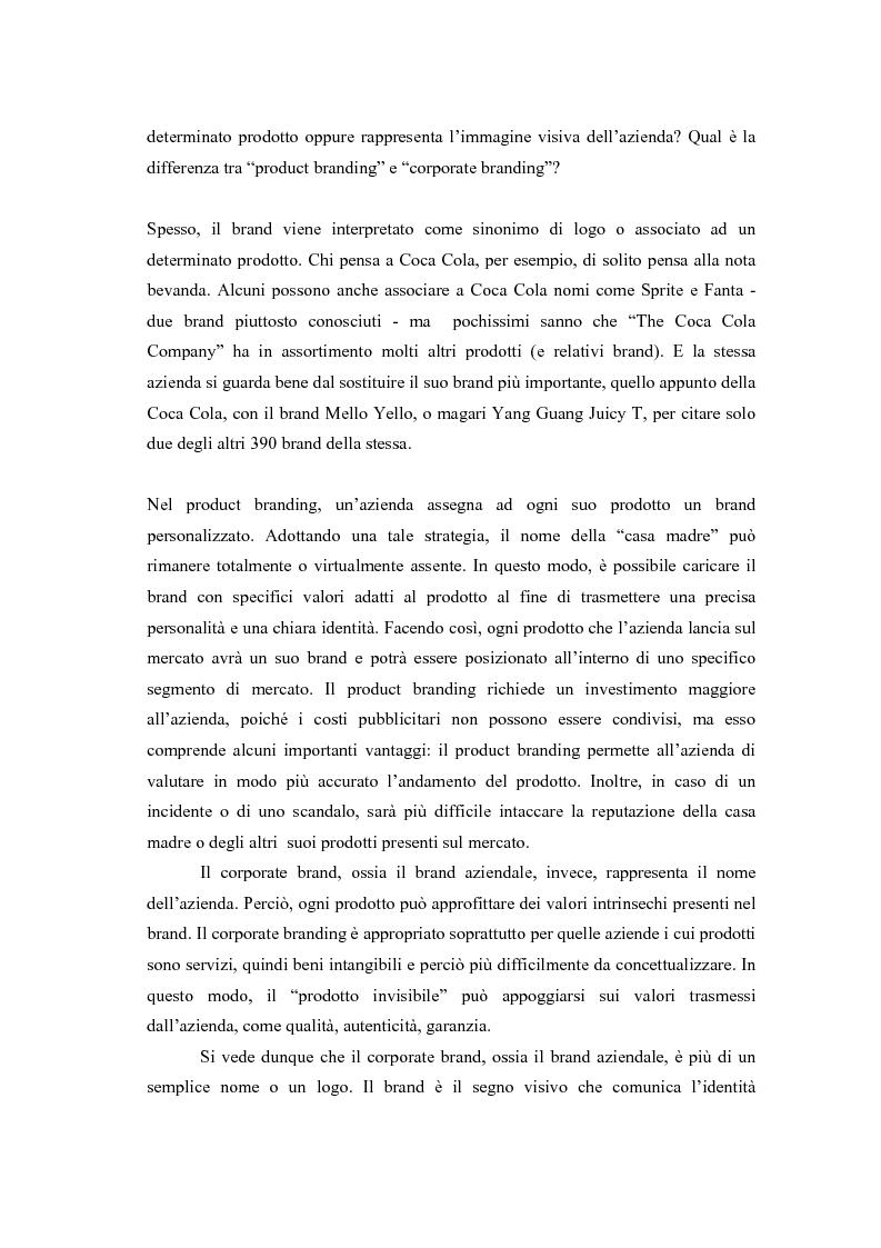 Anteprima della tesi: Comunicazione e l'identità oltre la comunicazione - Proiezioni e riflessioni sulla comunicazione aziendale delle Big Four Società di Consulenza Aziendale (PWC, KPMG, Ernst & Young, Deloitte), Pagina 12