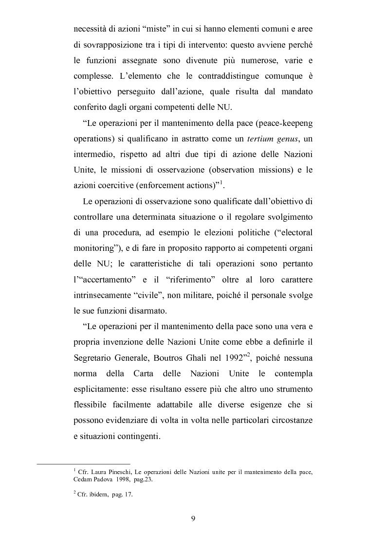 Anteprima della tesi: Intervento umanitario e diritto internazionale, Pagina 2