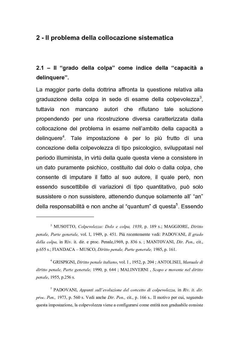 Anteprima della tesi: Il grado della colpa, Pagina 4
