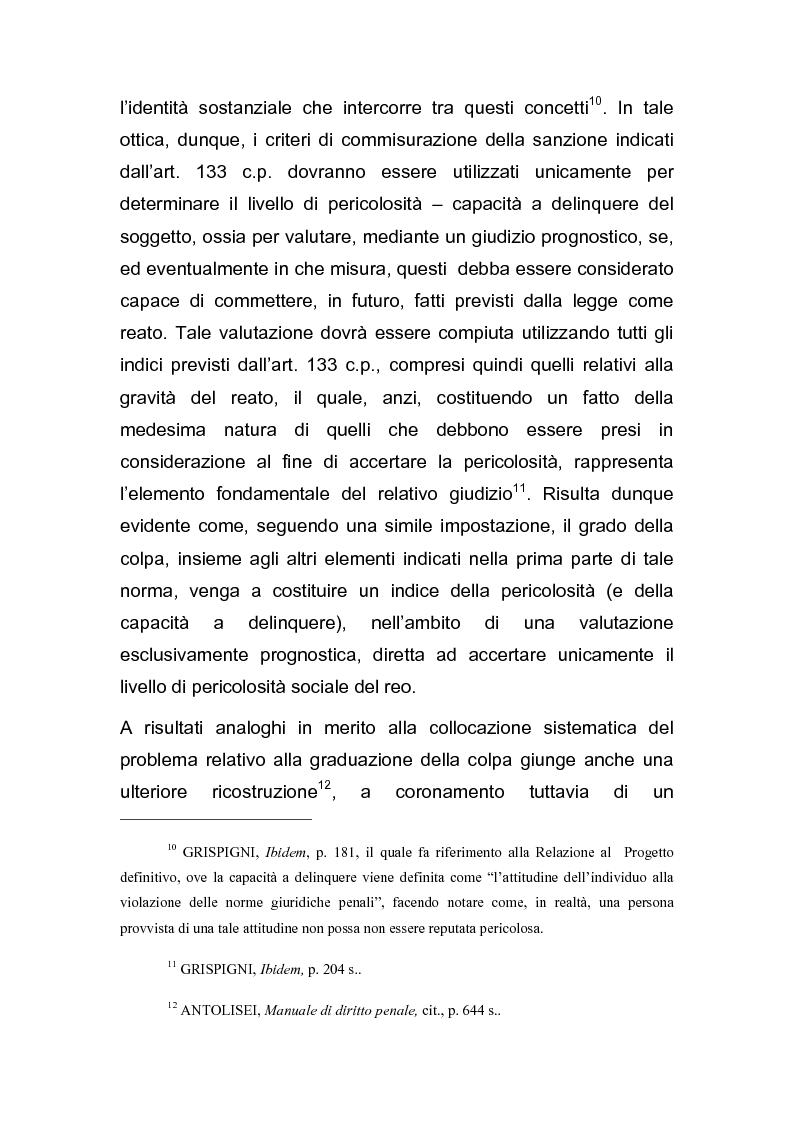 Anteprima della tesi: Il grado della colpa, Pagina 7