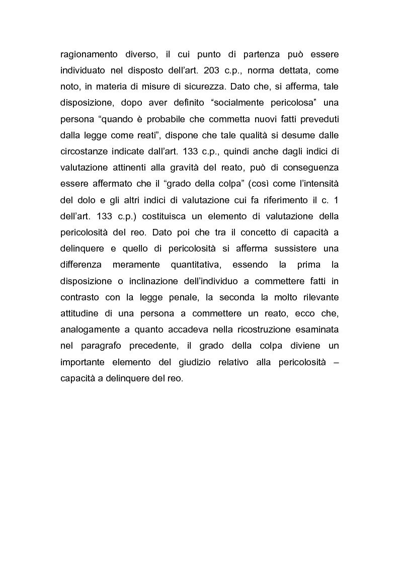 Anteprima della tesi: Il grado della colpa, Pagina 8