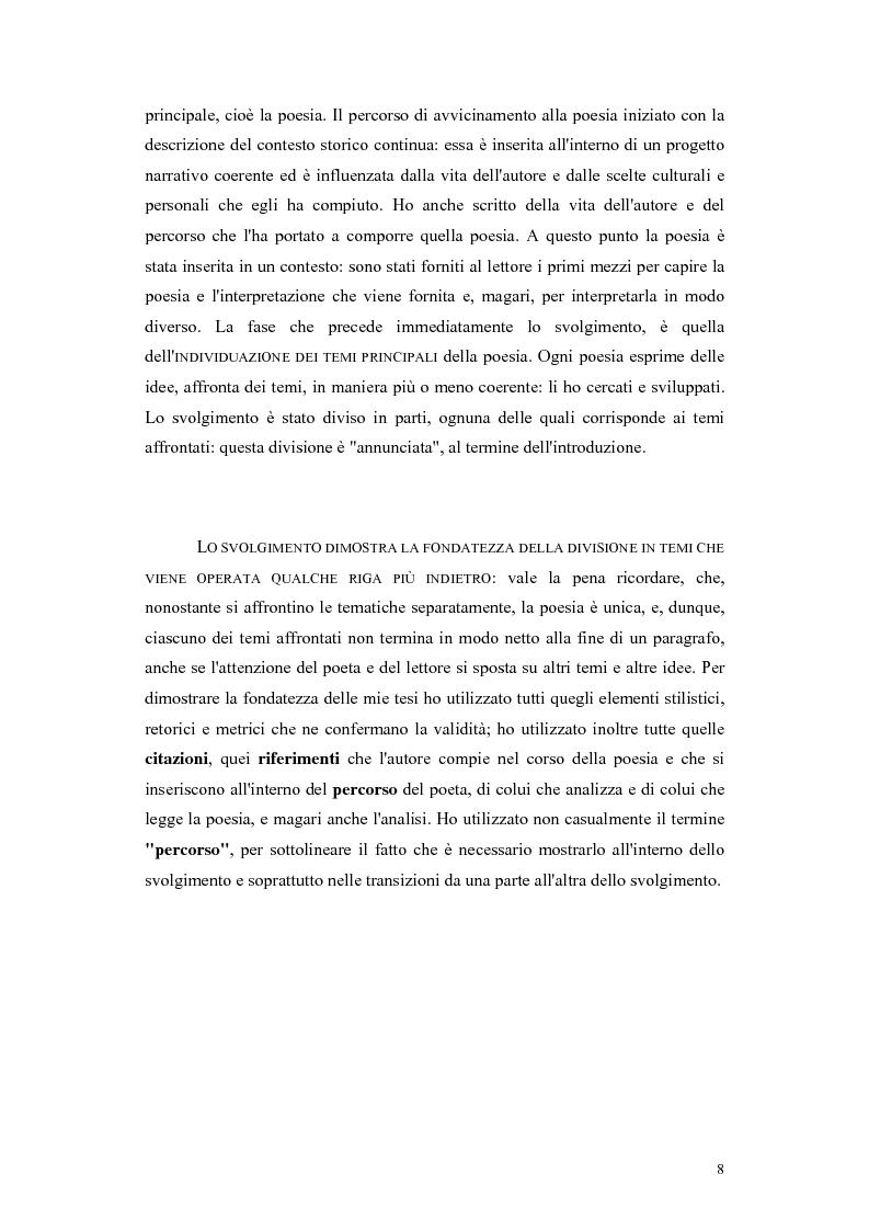 Anteprima della tesi: Kljuev le verità nelle poesie e nella realtà. Kljuev ed alcuni pensatori tedeschi. (Dubbi, problemi e controversie), Pagina 5