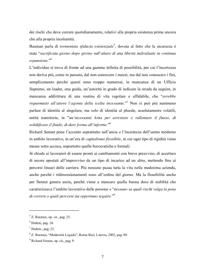Anteprima della tesi: La comunicazione in Rete nelle emergenze: il caso del disastro dello shuttle Columbia, Pagina 5