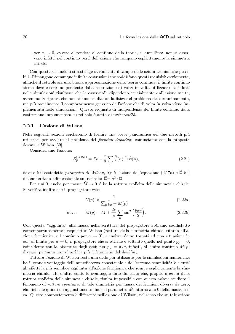 Anteprima della tesi: Transizione di fase di deconfinamento in Cromodinamica Quantistica a densità finita, Pagina 14