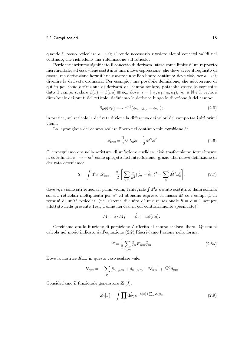Anteprima della tesi: Transizione di fase di deconfinamento in Cromodinamica Quantistica a densità finita, Pagina 9