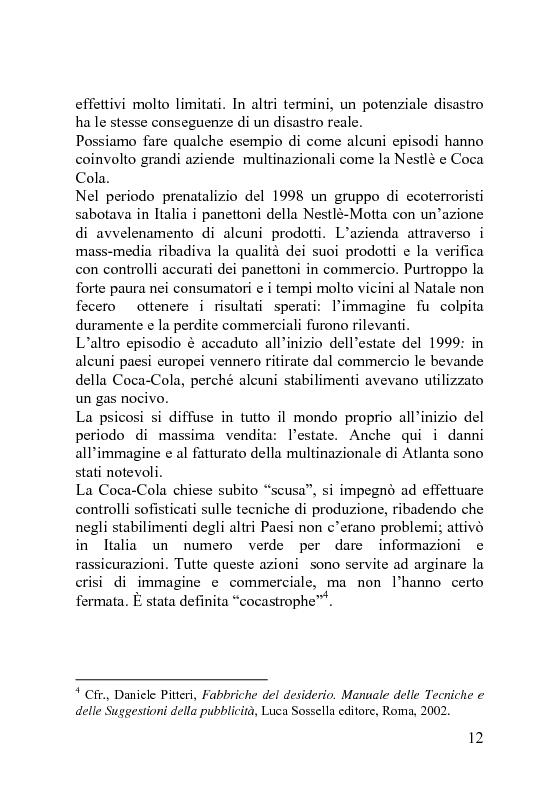 Anteprima della tesi: Il Visual Merchandising, Pagina 14