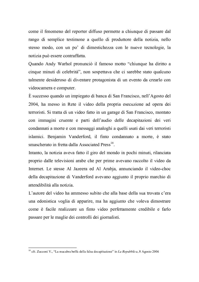 Anteprima della tesi: Nella Rete delle redazioni: viaggio dal Corriere dell'Umbria a Rai News 24, Pagina 10