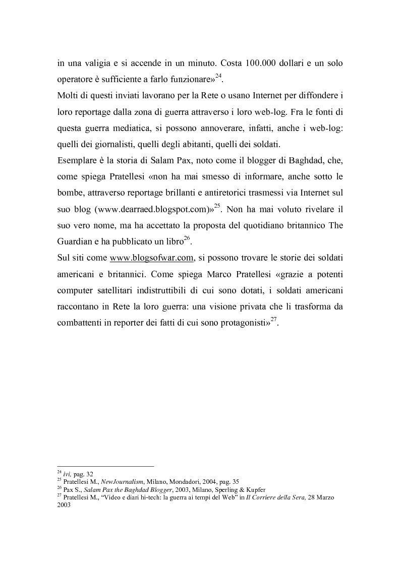 Anteprima della tesi: Nella Rete delle redazioni: viaggio dal Corriere dell'Umbria a Rai News 24, Pagina 13