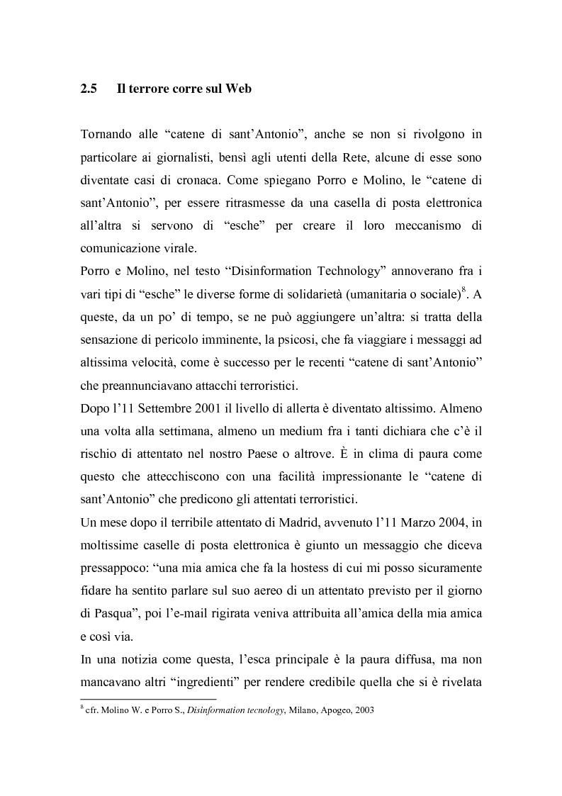Anteprima della tesi: Nella Rete delle redazioni: viaggio dal Corriere dell'Umbria a Rai News 24, Pagina 4