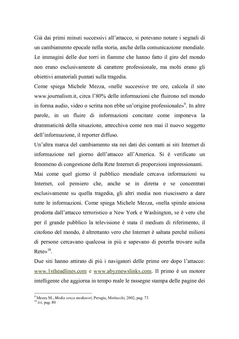 Anteprima della tesi: Nella Rete delle redazioni: viaggio dal Corriere dell'Umbria a Rai News 24, Pagina 6