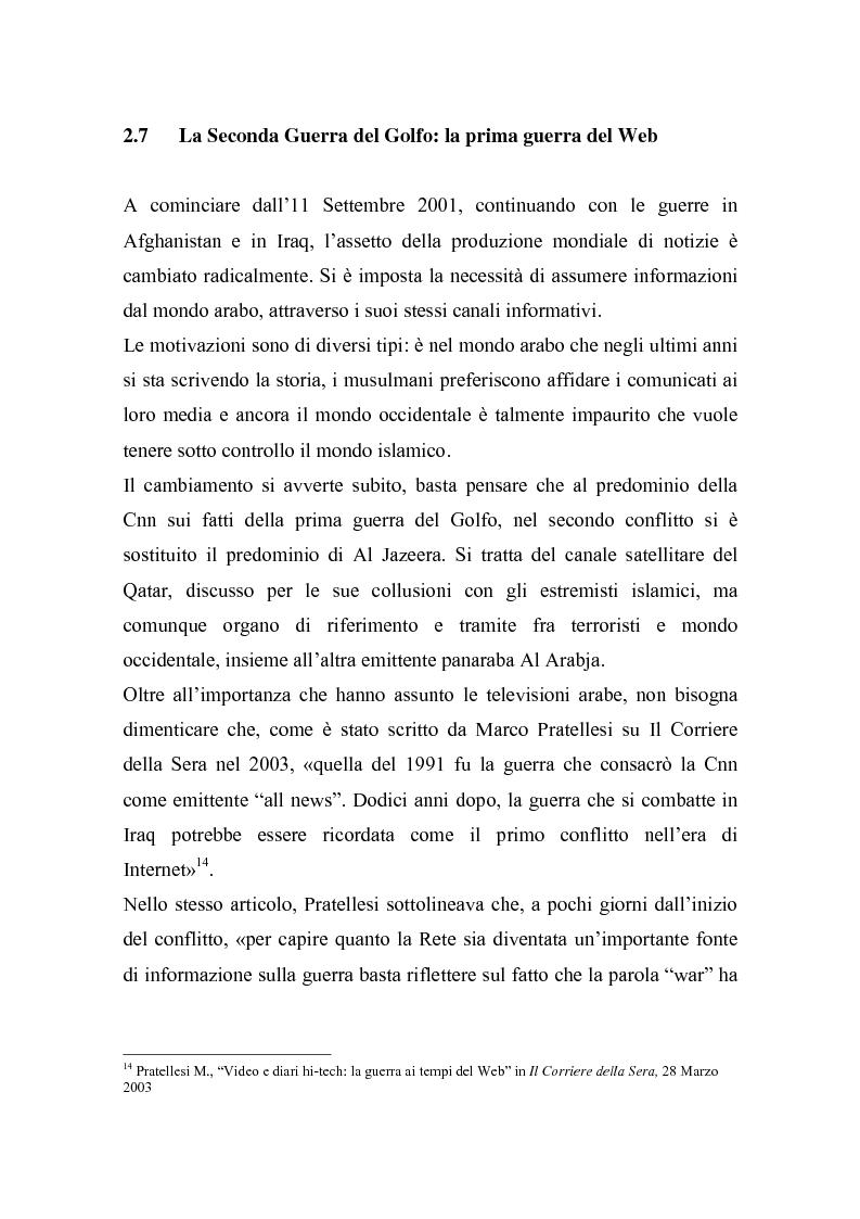 Anteprima della tesi: Nella Rete delle redazioni: viaggio dal Corriere dell'Umbria a Rai News 24, Pagina 8
