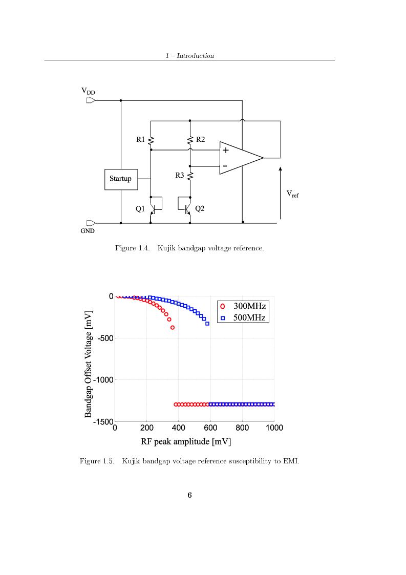 Anteprima della tesi: Design of Analog Integrated Circuits Robust to RF Interference, Pagina 6