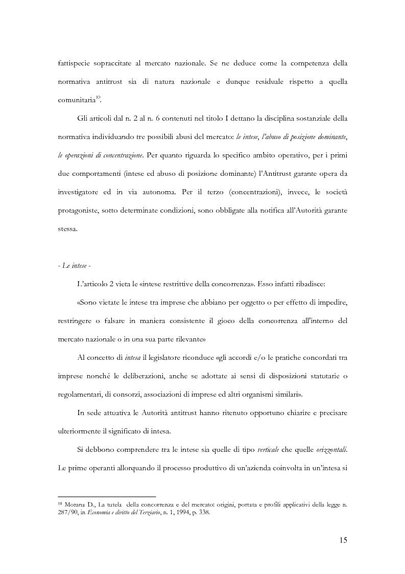 Anteprima della tesi: Profili evolutivi della trasparenza bancaria: dal testo unico delle leggi in materia bancaria e creditizia al progetto PattiChiari, Pagina 11
