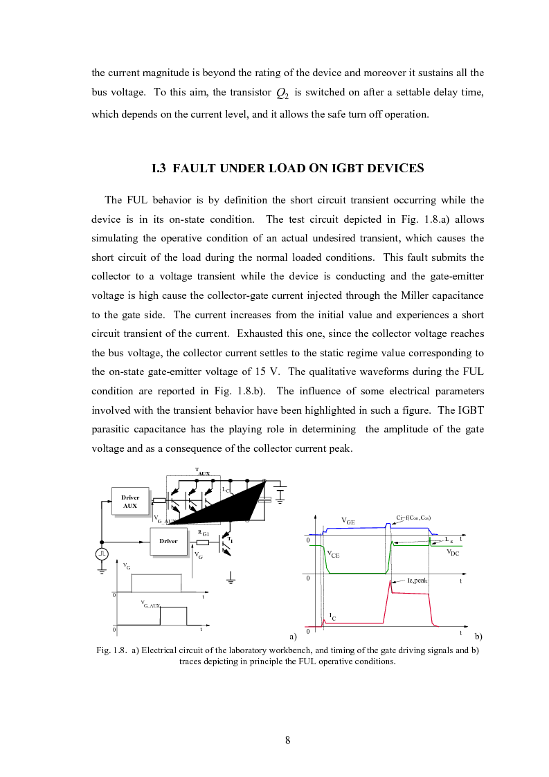Anteprima della tesi: Analysis, Modelling and Application of Advanced Power Semiconductor Devices, Pagina 13