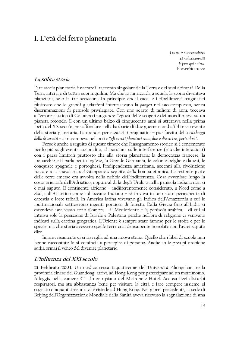 Anteprima della tesi: Comunità di destino. Educare alla complessità nell'era planetaria secondo il pensiero di Edgar Morin, Pagina 8