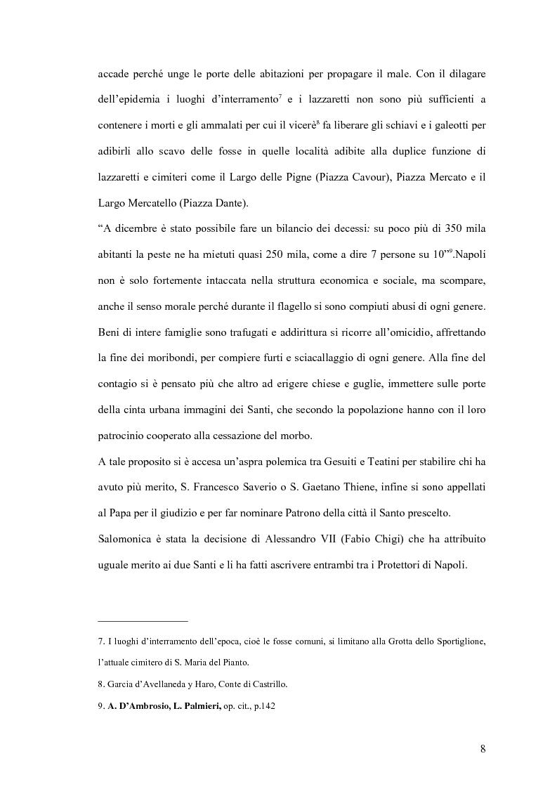 Anteprima della tesi: Il commercio di false reliquie nel Regno di Napoli, Pagina 8